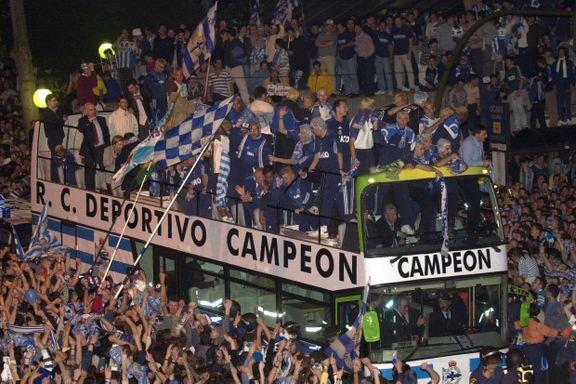 De utfordret og slo kjempene fra Barcelona og Madrid. Nå står klubben i fare for å gå i oppløsning.