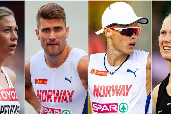 Årets topper og flopper i friidretten: Slik vurderer BT de lokale utøvernes sesonger