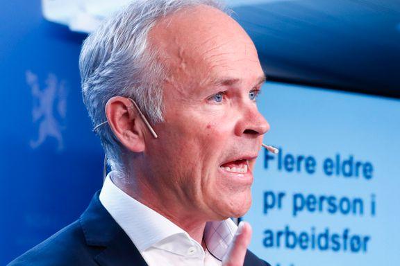 Aftenposten mener: Solbergs reformer var viktige og nødvendige
