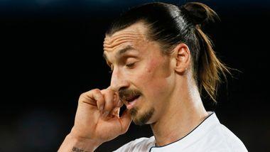 - Zlatan har en ert innenfor pannebeinet