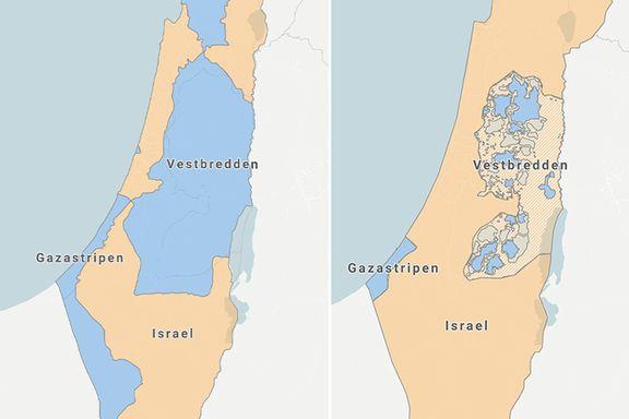 Dette er bakteppet for konflikten mellom Israel og Hamas