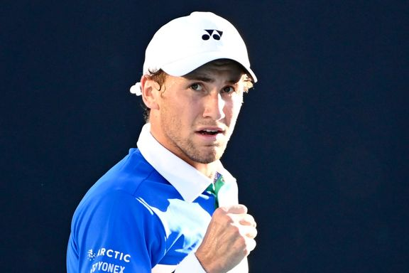 Ruud vant sin 13. strake kamp – klar for kvartfinale i storturnering