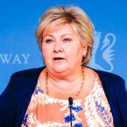 Solberg etter Ropstads avgang:– Vi har hele tiden bedt statsråden ta kontakt med skatteetaten
