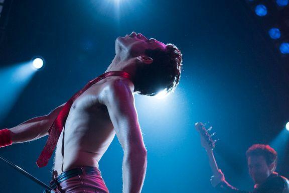 «Bohemian Rhapsody» til topps i Golden Globe