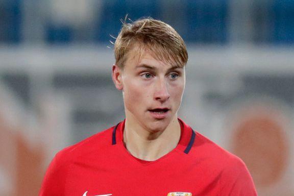 Derfor takket Ulrik (24) nei til landslaget