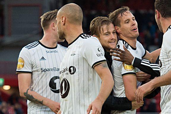 Da Bendtner-problemet var ute av verden, sprudlet RBK