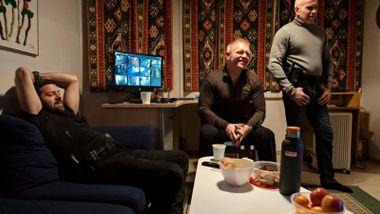 Slik lever livvaktene under stuegulvet til Erna Solberg