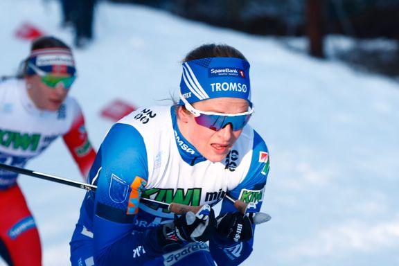 Anna Svendsen med formbeskjed til landslagsledelsen