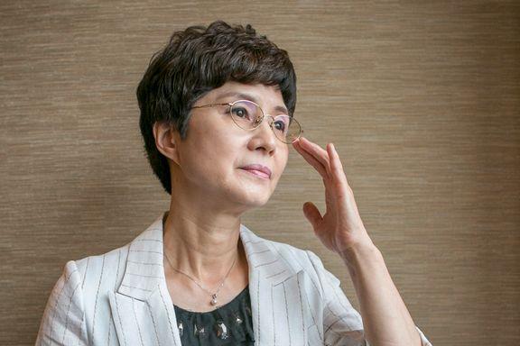 Før forrige OL i Sør-Korea drepte hun 115 mennesker. Nå gleder tobarnsmoren (56) seg til vinterlekene.