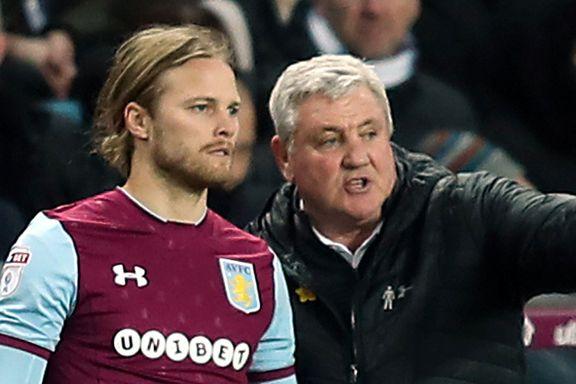 Birkir Bjarnason og Aston Villa nærmer seg Premier League