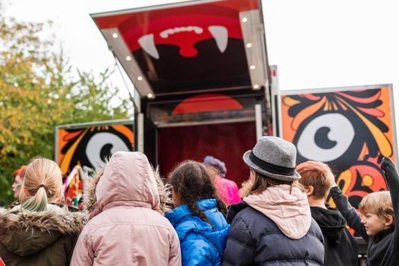 Er denne traileren byens beste opplevelse for barn?