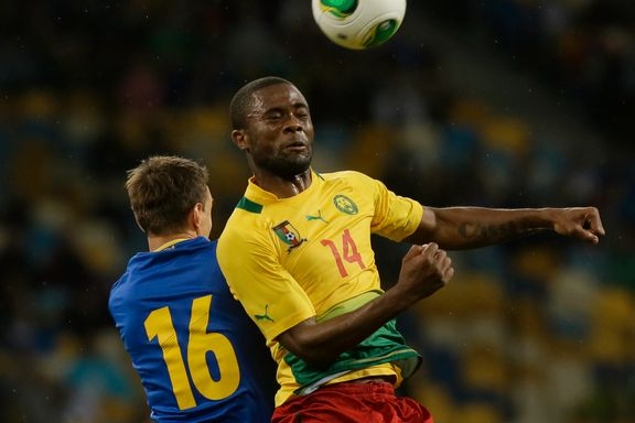 Kamerun siste hinder for Tunisia