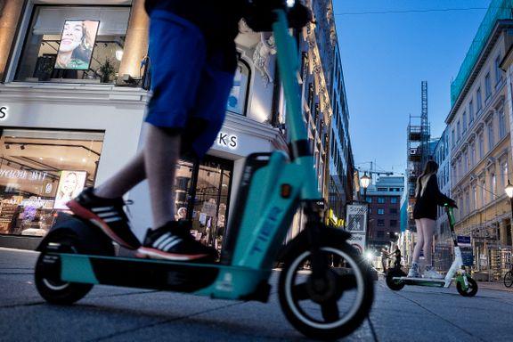 Ble bedt om å stenge elsparkesyklene fra klokken 23 i sommer. Ett selskap fulgte byrådets oppfordring.