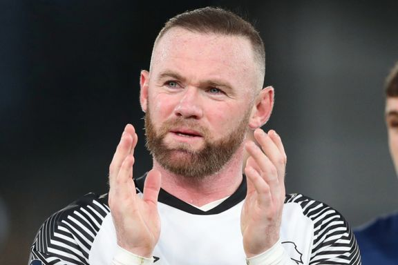 Rooney tvunget i isolasjon: – Jeg er sint og skuffet