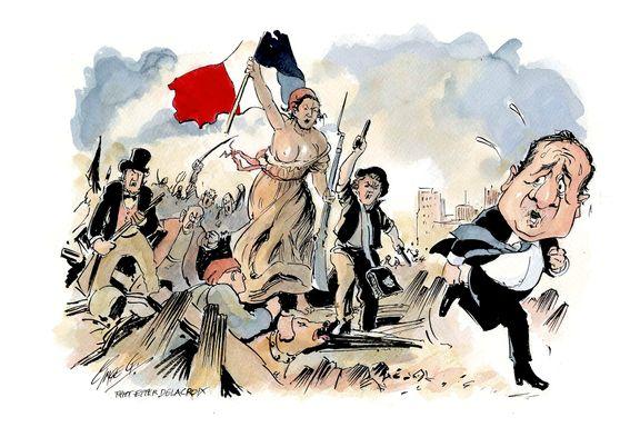 Frankrike har fått nok. Terror har gjort politikerforakt og mistenksomhet mot innvandrere til den nye normalen | Per Kristian Haugen