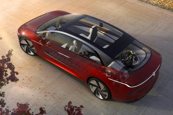 Tror fremtidsbilen blir et «nettbrett på hjul»