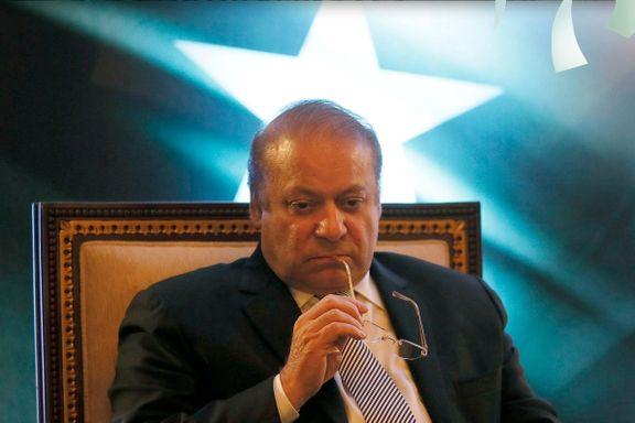 Pakistans tidligere statsminister tiltalt for korrupsjon
