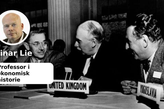 Det tapte Bretton Woods: I dag står vi fjernere fra konferansens idealer enn noen gang tidligere