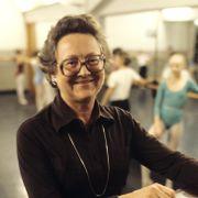 Tidligere ballettsjef Joan Harris er død