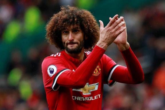 Fellaini fortsatt usikker på Manchester United-fremtiden