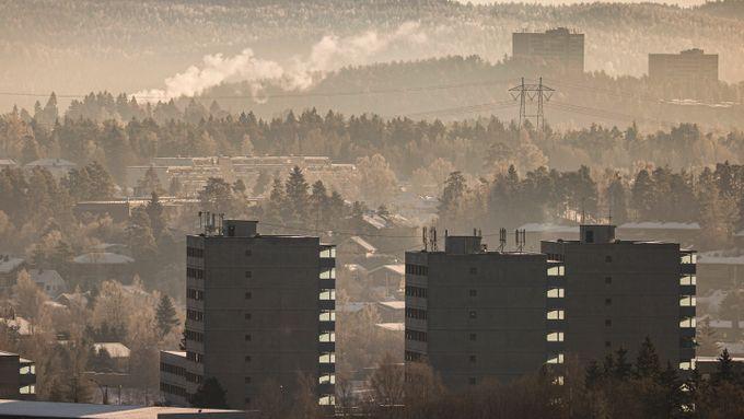 Noen få bydeler står for storparten av pasientene i Norge. Pandemien har rammet mye skjevere enn vi visste.