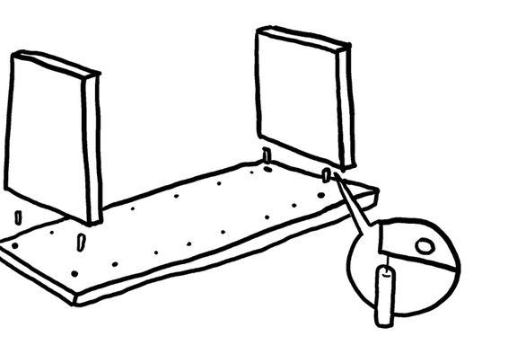 Kunne du satt sammen en Billy-hylle uten tegninger?