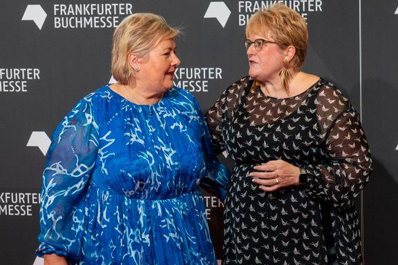 «Litteraturens OL» er i gang i Frankfurt: – Synes man får veldig mye igjen for pengene