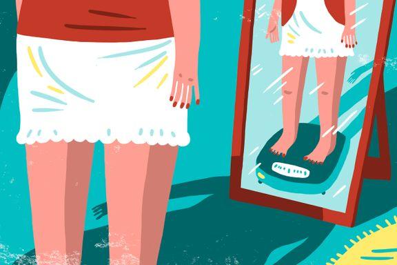 Hvor viktig er spareblusseffekten etter et vekttap? Eksperten svarer.