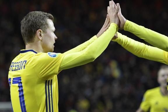 Sverige slapp med skrekken mot Romania