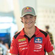 Historisk gull til Dennis Hauger (18) i Formel 3-mesterskapet