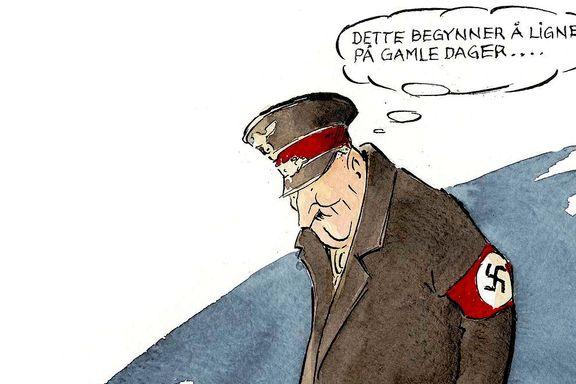 Angsten har grepet tyskerne | Per Kristian Haugen