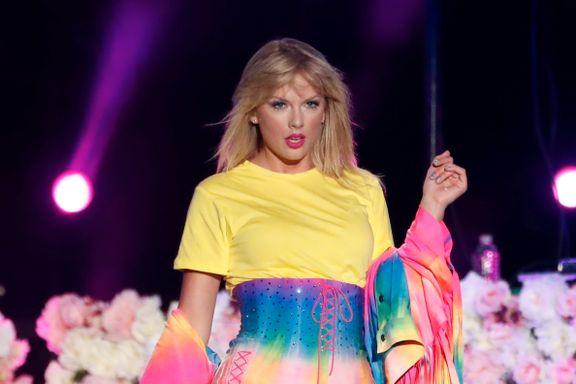 Nytt fra Taylor Swift: Alt for kjærligheten