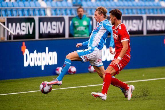 Sesongen over for Sandnes Ulf-spiller