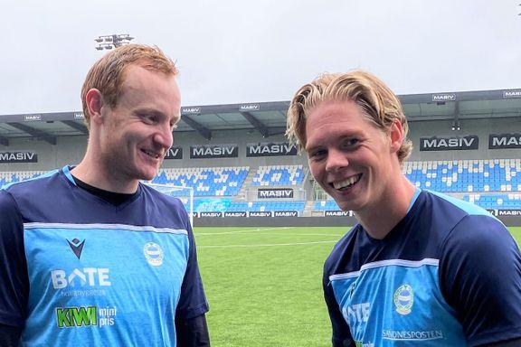 Sandnes Ulf har sikret seg to spillere som kan alt om opprykk