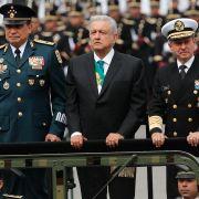 Militæret tar over Mexicos havner og grenseposter