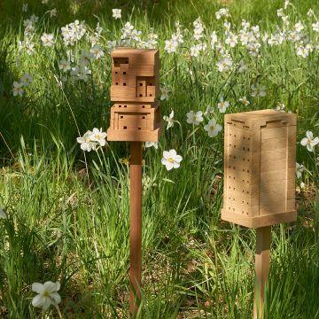 «Norske» bier i byen får nå flytte inn egne designerhjem