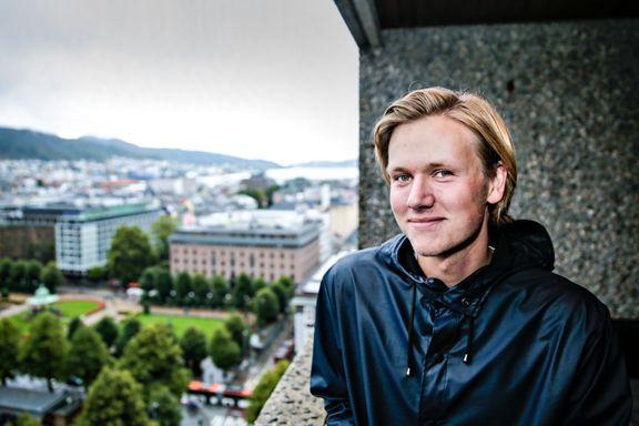 Unge Venstres nye leder vil ha partiet i regjering