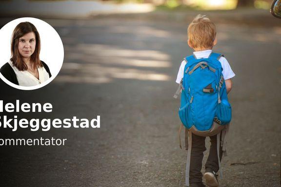 Seksåringene har vært en av de største blindsonene i norsk skolepolitikk. I dag kan det endre seg.