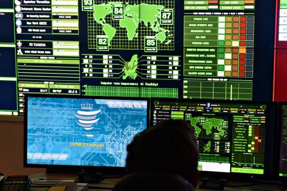 Kraftig økning i digitale trusler mot Norge