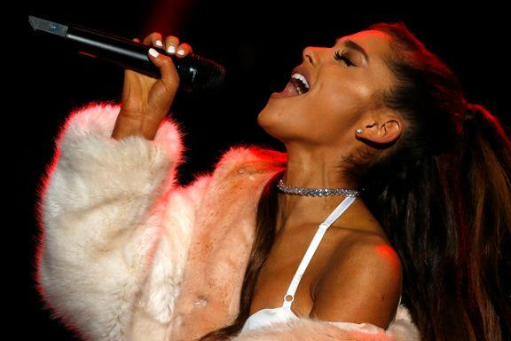 Sex, underkastelse og dominans er Ariana Grandes nye greie