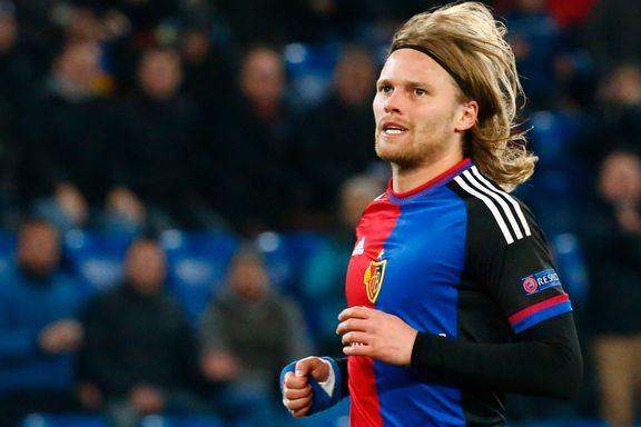 Birkir Bjarnason skjøt Basel til nytt seriegull