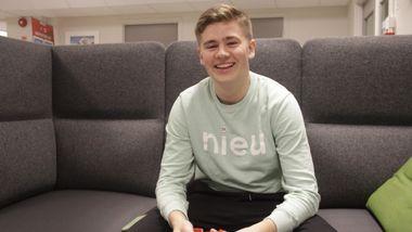 Endre (20) ble syk og fikk aldri vist seg frem for TIL: I stedet har han hatt en viktig rolle utenfor banen
