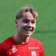 Kan bli yngst siden Ødegaard på U21: – Han er et unntak