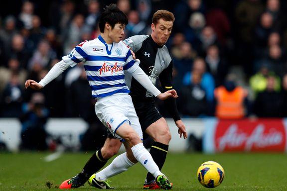QPR låner ut Park