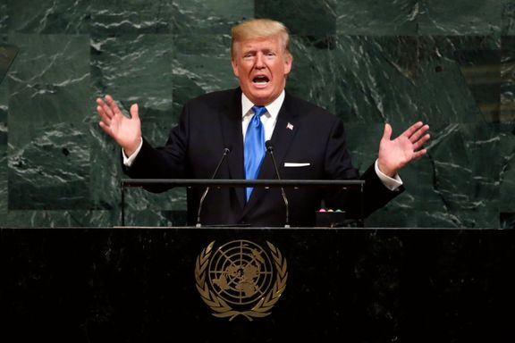Fire grunner til at Trump kjemper mot FN