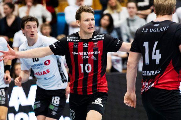 ØIF Arendal til sluttspillfinale etter sterk borteseier