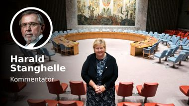 Plassen i Sikkerhetsrådet vil føre Norge i konflikt med USA. Det vil være naivt å tro noe annet.