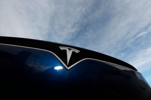 Tesla tjente 1 milliard siste kvartal - aksjene opp
