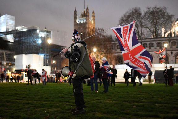 I fjor meldte Storbritannia seg ut av EU. Nå kan EU-borgere bli kastet ut.