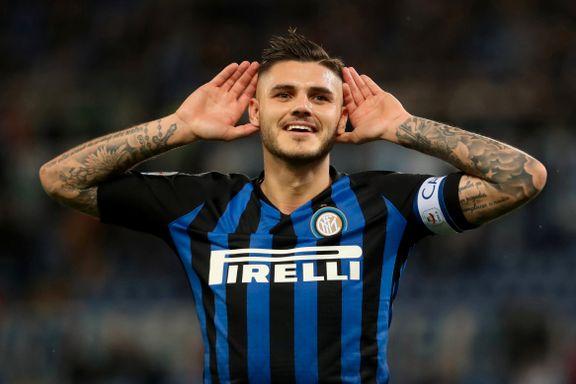 Seks strake for Inter: Icardi scoret to i sterk borteseier